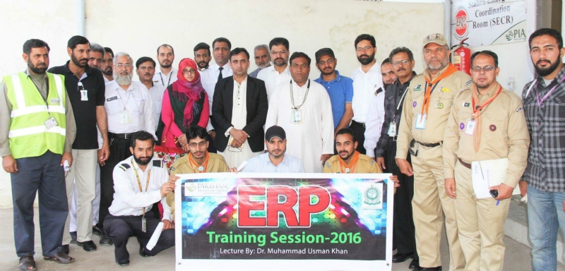 ERP TRAINING SESSION AT PIA