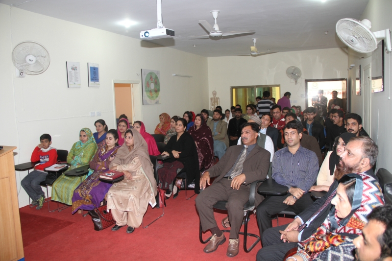 HEALTH PROMOTION SEMINAR WHO AND IHMS